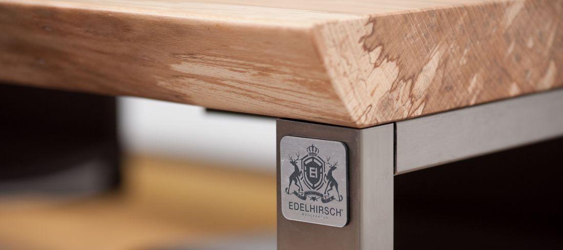 edelhirsch manufaktur. Black Bedroom Furniture Sets. Home Design Ideas